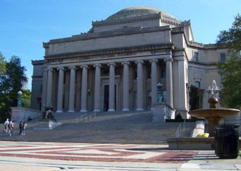 Columbia University Low Library, NYC
