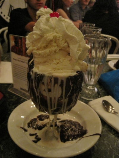 Hot Fudge Sundae at Serendipity 3 anyone?