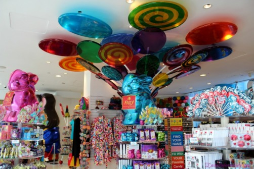 Dylan's Candy Store, New York