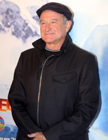 """Robin Williams"" By Eva Rinaldi – Flickr. Licensed under Creative Commons Attribution-Share Alike 2.0 via Wikimedia Commons - http://commons.wikimedia.org/wiki/File:Robin_Williams_2011a.jpg"
