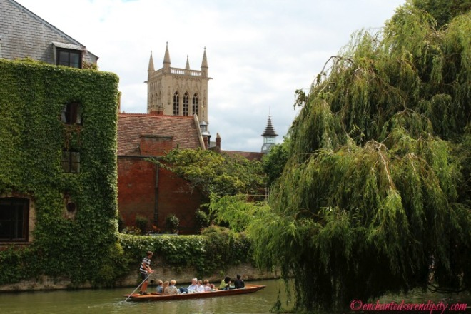 Cambridge in Summer