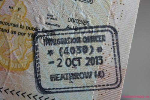 UK Working Holiday Visa