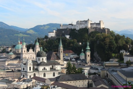 Sound of Music city: Salzburg
