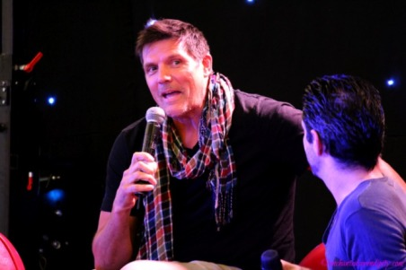 From Wilmington To Paris 2: Paul Johansson panel