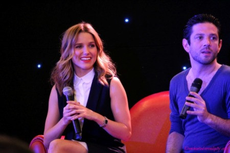 From Wilmington To Paris 2: Sophia Bush panel