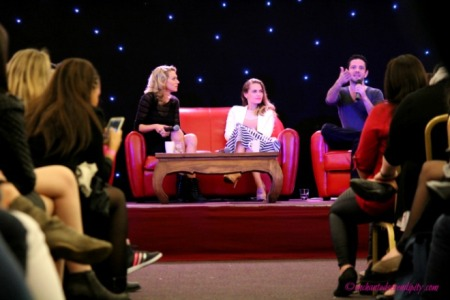 From Wilmington To Paris 2: Hilarie & Bethany panel