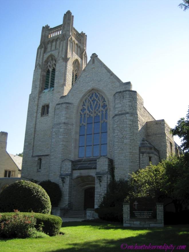 Home Alone Church in Wilmette