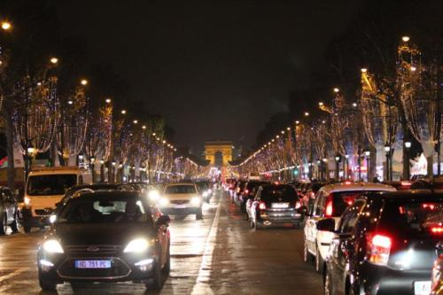December: Christmas In Paris With My Sister