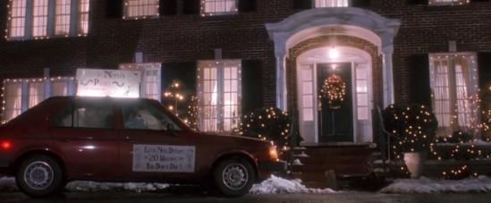 'Home Alone' (1990) © Twentieth Century Fox Films