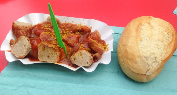 Currywurst In Gottingen