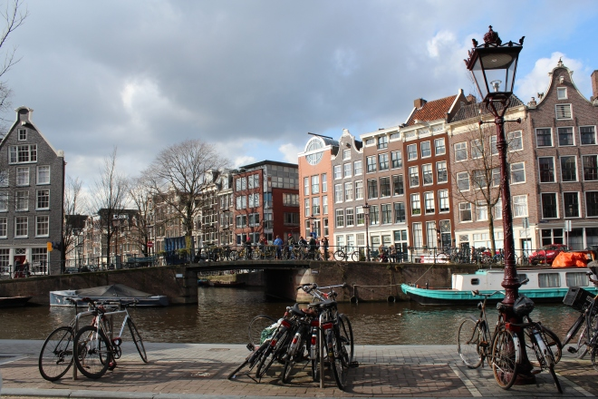 The Anne Frank House Canal Featured In 'The Fault In Our Stars'