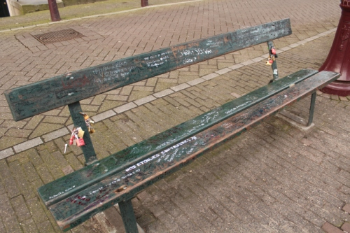 'The Fault In Our Stars' Bench