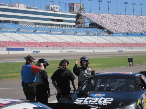 NASCAR Las Vegas Speedway