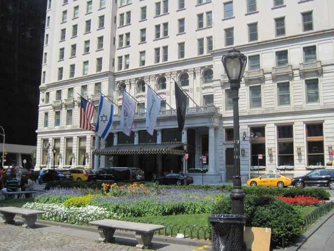 'Sleepless In Seattle' The Plaza Hotel