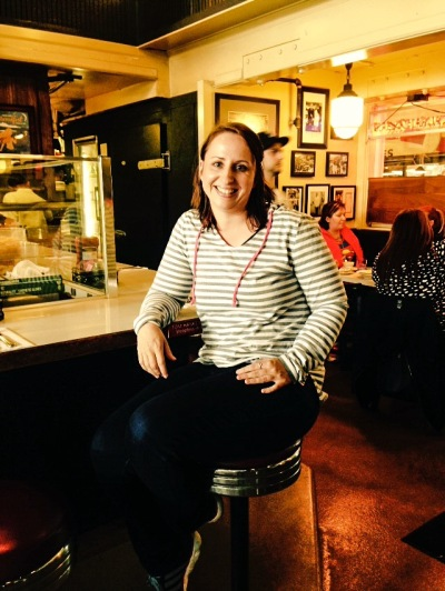 'Sleepless In Seattle' Athenian Restaurant, Sitting On Tom Hanks's Stool