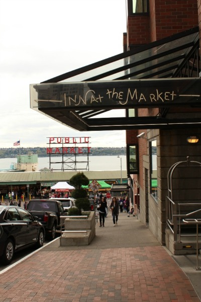 'Sleepless In Seattle' Inn At The Market