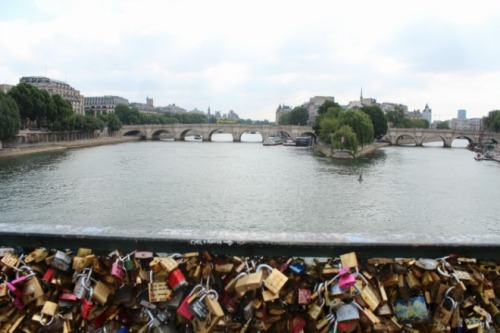 Pont Des Art Bridge