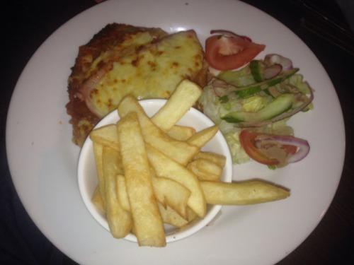 The Aussie Pub Meal