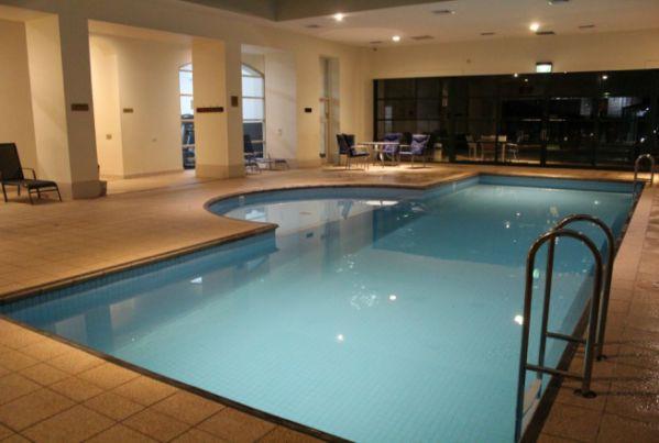 Pool, Grand Hotel Melbourne