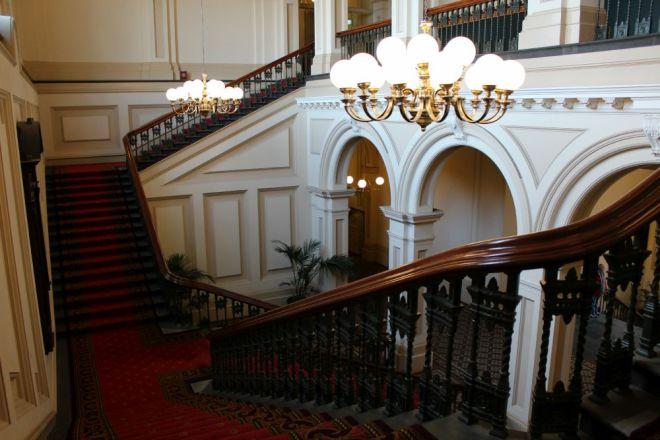 Grand Staircase, Grand Hotel Melbourne